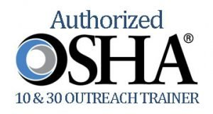 Safety Resource Associates of RIchmond, Va is an authorized OSHA 10 & 30 Outreach Trainer
