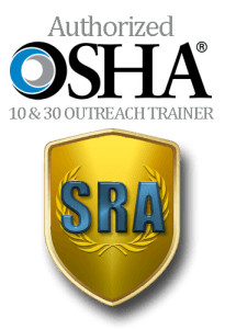 Virginia Safety Consultants, Authorized OSHA Outreach Trainer
