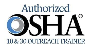 Safety Resource Associates, Authorized OSHA 10 & 30 Outreach Trainer