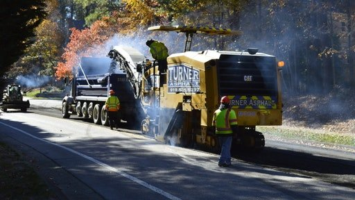 Protecting highway workers from silica dust inhalation